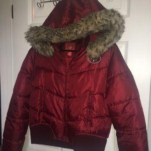 49ers Light Puffy Jacket